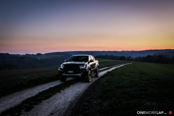 Fahrbericht: Ford Ranger Raptor
