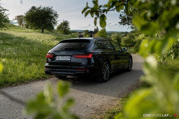 Fahrbericht: Audi S6 TDI Avant