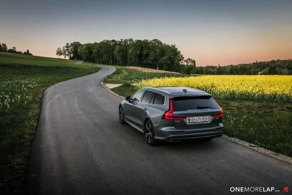 Fahrbericht: Volvo V60 T8 eAWD Twin Engine (PlugIn-Hybrid)