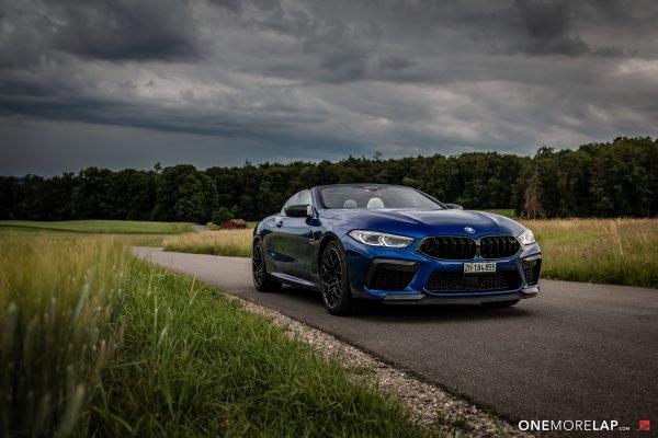 Fahrbericht: BMW M8 Competition Cabriolet
